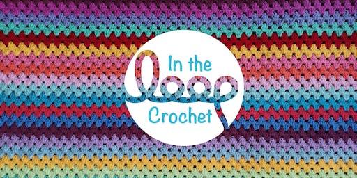 Learn to Crochet a Granny Stripe Blanket For Beginners