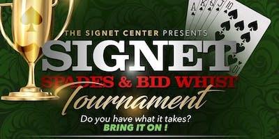 Signet Center Bid Whist & Spades Tournament