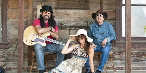 Summer of Love concert at Tehachapi Wine & Cattle Company