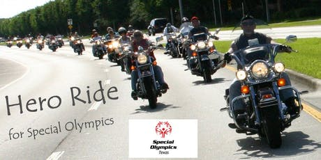 Hero Ride for Special Olympics Texas 2019 tickets