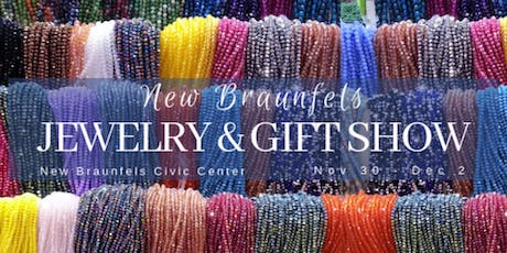 New Braunfels Jewelry & Gift Show tickets