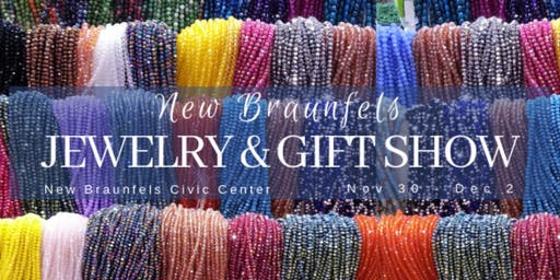 New Braunfels Jewelry & Gift Show