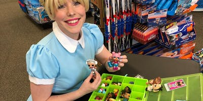I want to trade--LOL dolls