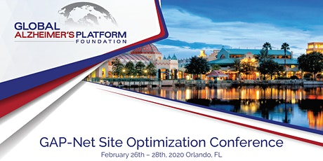 GAP-Net Site Optimization Conference 2020 tickets