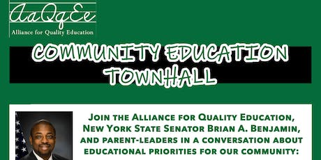 Community Education Townhall  tickets