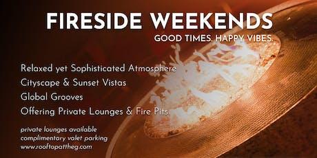 Fireside Weekends tickets