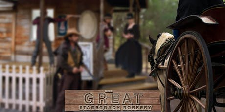 The Great Stagecoach Robbery - A Dry Creek Experience entradas
