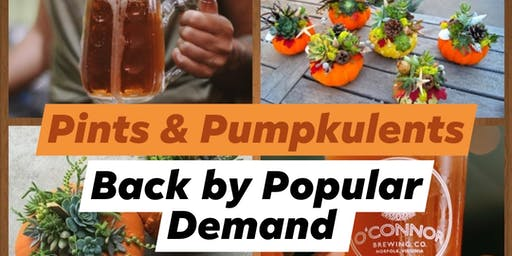 Pints & Pumpkulents - Back by Popular Demand
