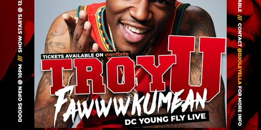 DC Young Fly Live