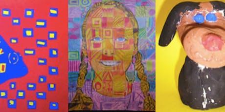 Art Club for Kids tickets