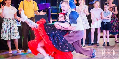 Free beginners Swing Dance Class