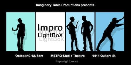 Impro LightBoX tickets