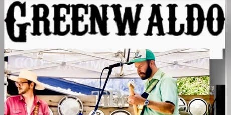 Greenwaldo at Coyote Sonoma tickets