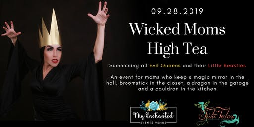 Wicked Moms High Tea by Tutu Tales Party Productions
