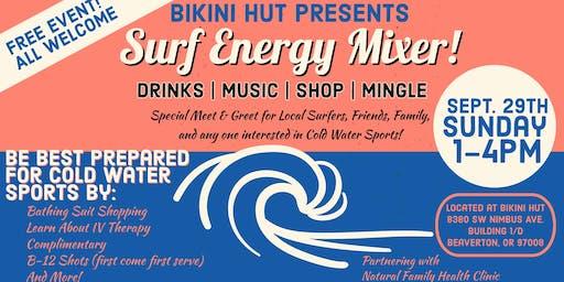 Surf Energy Mixer!