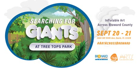 Searching for Giants: Tree Tops Park (location 4) tickets