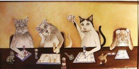 Bastrop CATS Bingo & BBQ Fundraiser tickets