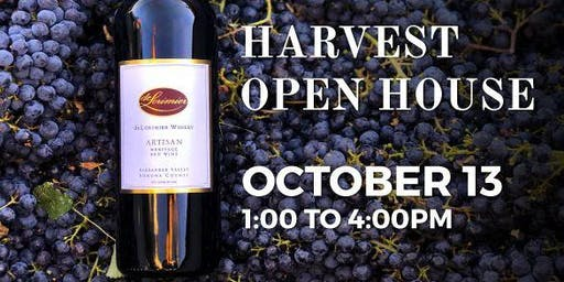 2019 Harvest Open House