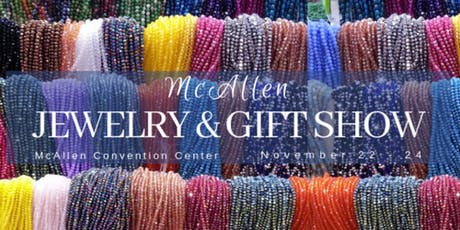 McAllen Jewelry & Gift Show boletos