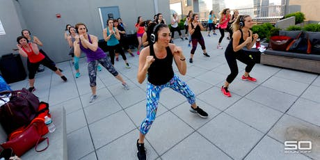 Shape Up NYC: Silent Disco Fitness Party  tickets