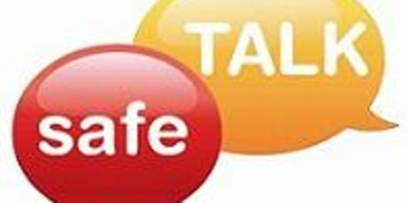 safeTALK October 28th - Sponsored by #GetInTouchForHutch tickets