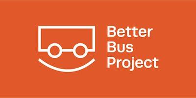 Better Bus Project! El Portal