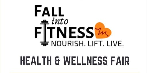 Nourish Lift & Live Health Fair 2019