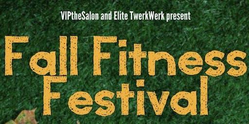 Fall Fitness Festival 2019