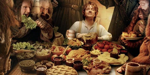 The Hobbit Feast