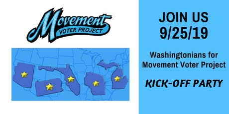 Washingtonians For MVP kick-off party! tickets