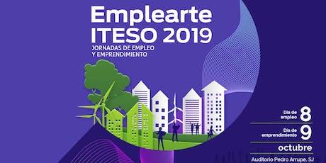 Emplearte ITESO 2019, Día de Emprendimiento boletos