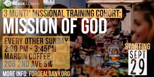 MISSION OF GOD 3-MONTH COHORT