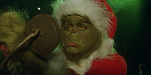 Neighbourhood Cinema - The Grinch (PG)