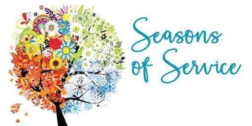 Seasons of Service Luncheon