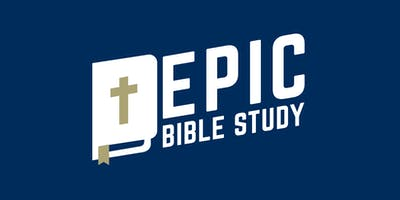 Epic Bible Study Teacher Training – May 16