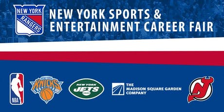 New York Sports and Entertainment Career Fair at Madison Square Garden tickets