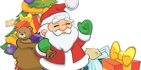 SEND Christmas event and Santa visit tickets