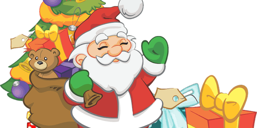 SEND Christmas event and Santa visit