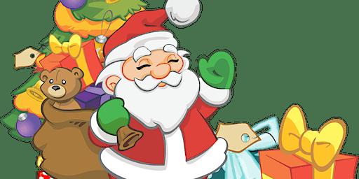 SEND Christmas event and Santa visit