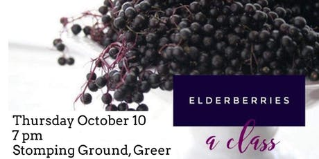 Elderberry Syrup- Staying Healthy When Everyone else isn't. tickets