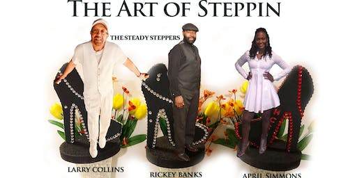 Hartford City Steppers Presents THE ART OF STEPPIN
