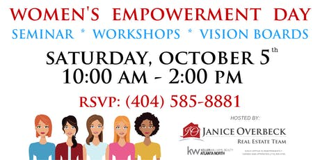 Women's Empowerment Day tickets