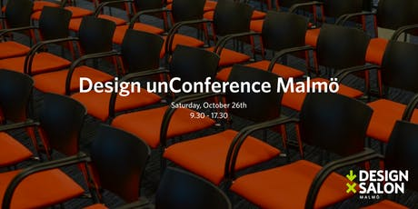 Malmö Design unConference tickets