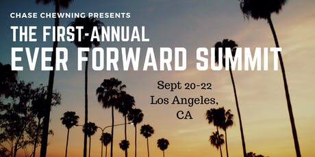 The Life EVER FORWARD Summit tickets