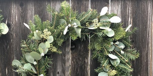 DIY Holiday Wreath Workshop