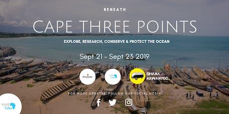 Beneath  Cape Three Points tickets