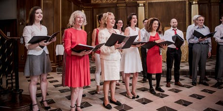 Kensington Singers - Autumn Term 2019 tickets