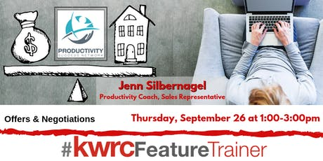 Productivity Coaching: Offers and Negotiations tickets