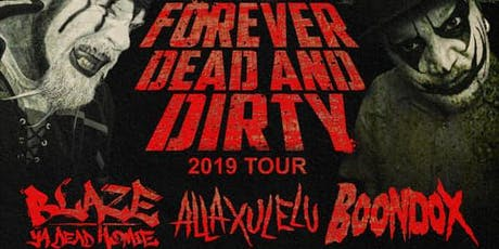 Forever Dead and Dirty Tour tickets