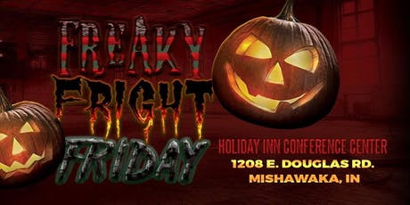 Freaky Fright Friday tickets